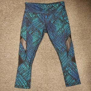 🥳 Like new Women's mesh leggings size M